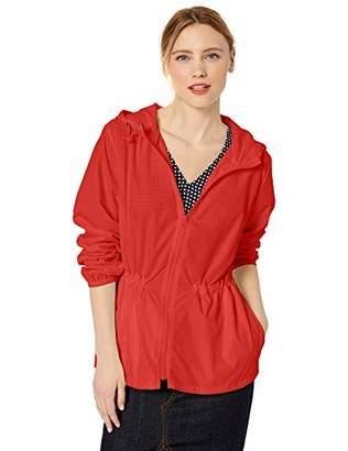 J.Crew Mercantile Women's Packable Rain Jacket,S