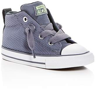 Converse Unisex Chuck Taylor All Star Street Mid Cool Sneakers - Toddler, Little Kid, Big Kid