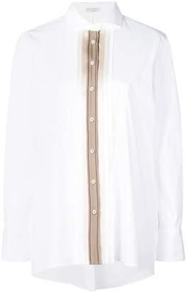 Brunello Cucinelli degrade shirt