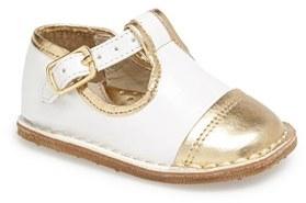 Cole Haan 'Mini' Cap Toe Shoe (Baby)