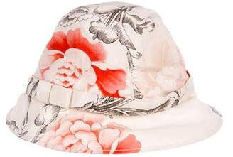HUGO BOSS Boss by Floral Print Bucket Hat