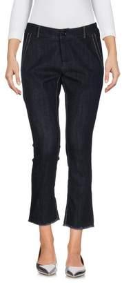 Larose LA ROSE Denim trousers