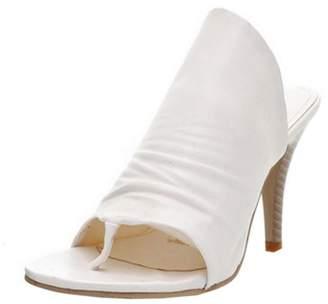 3668ad70d5204 Susanny Slide Sandal Womens Summer Open Toe Sexy High Heel Beach Slippers  Ladies Flip Flops 8.5