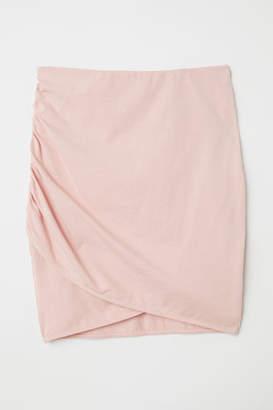H&M Draped Skirt - Pink
