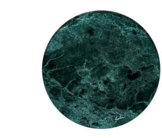 Green Vanitas Tromp d'oeil Marble Coasters
