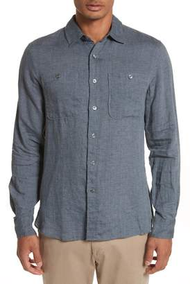 Todd Snyder Linen Shirt