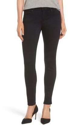 Women's Mavi Jeans Adriana Stretch Super Skinny Jeans $98 thestylecure.com