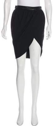 Alice + Olivia Knee-Length Pencil Skirt