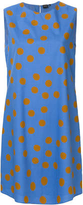 Aspesi sleeveless printed dress