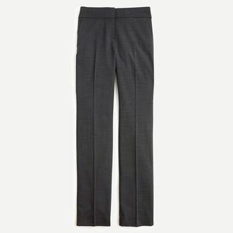 J.Crew Tall Edie full-length trouser in Italian two-way stretch wool