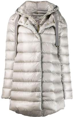 7024b3916 Herno Gray Puffer Coats - ShopStyle