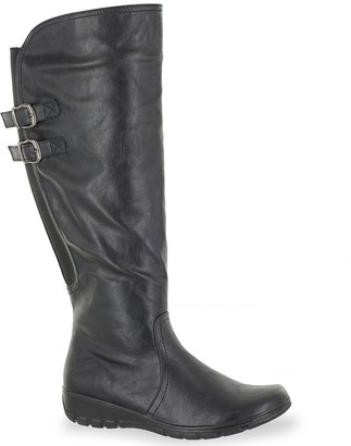 Easy Street Shoes Tess Women's Knee High Boots