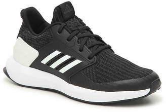 adidas Rapid Run Youth Running Shoe - Boy's