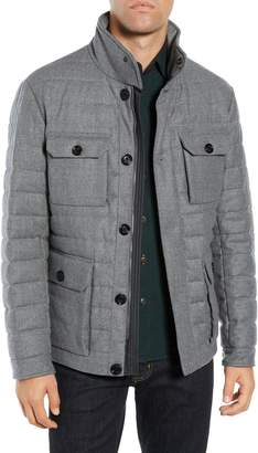 BOSS T-Chaney Regular Fit Virgin Wool Jacket