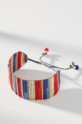 Mishky Beaded Stripes Bracelet