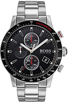 HUGO BOSS Rafale Watch Silver