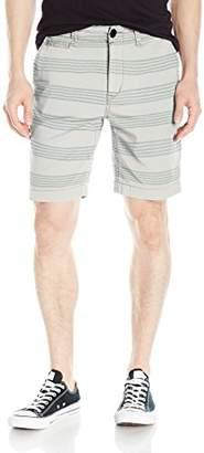 UNIONBAY Men's Stretch Fresh Twill Flat-Front Chino Short