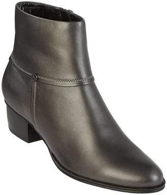 Van Dal VanDal Metallic Leather Ankle Boots