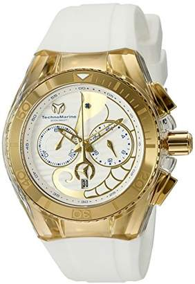 Technomarine Women's 'Cruise Dream' Quartz Stainless Steel Casual Watch (Model: TM-115003)