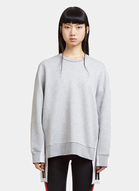 All Is Love Sweatshirt in Grey