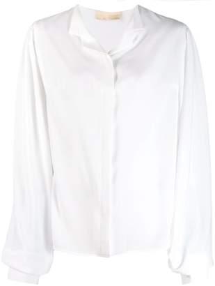 Antonio Berardi loose-fitting shirt