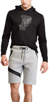 Ralph Lauren Polo Sweatshirt Shorts, Andover Heather