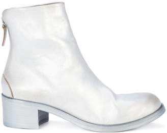 Marsèll metalilc ankle boots