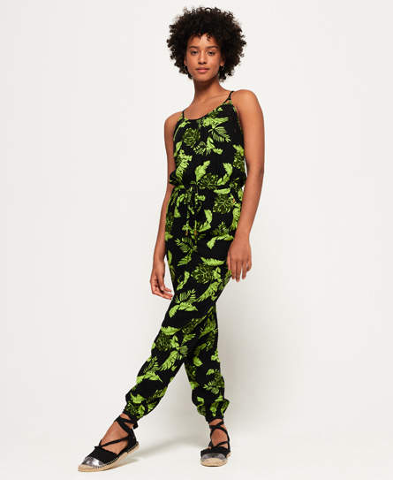 Layne Tropical Jumpsuit