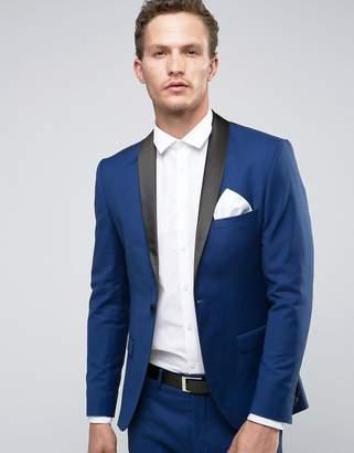 Selected Super Skinny Tuxedo Jacket