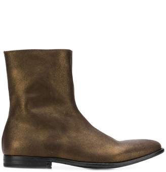 Alexander McQueen classic ankle boots