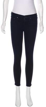 Rag & Bone Legging Mid-Rise Jeans