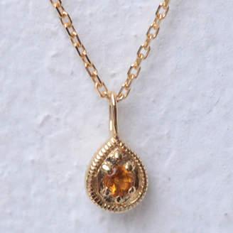 ソーイ sowi 【K18・誕生石】12の宝石のしずくたち 11月