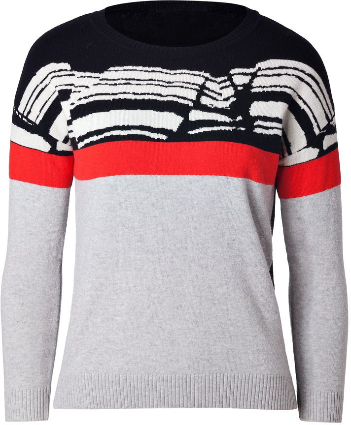 Preen by Thornton Bregazzi Wool-Cashmere Paige Pullover in Mix