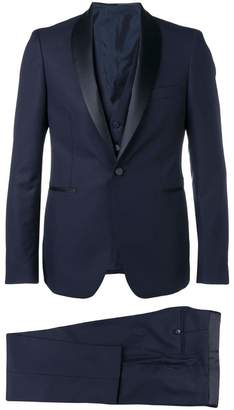 Tagliatore double layer tailored suit