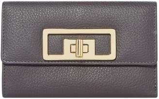 Linea Millie Small Flapover Leather Purse
