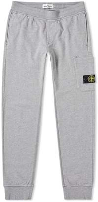 Stone Island Junior Garment Dyed Sweat Pant