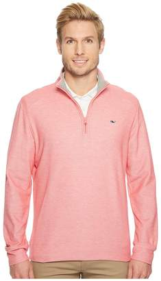 Vineyard Vines Saltwater 1/4 Zip Pullover Men's Clothing