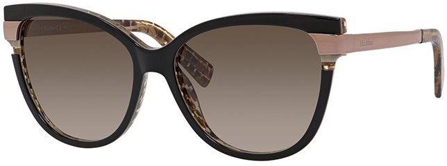 Max MaraMax Mara Layers II Cat Eye Sunglasses