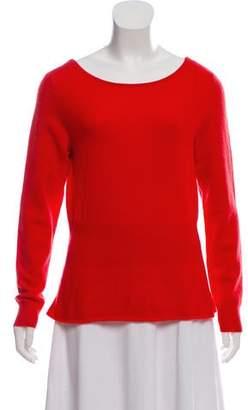 White + Warren Cashmere Convertible Sweater