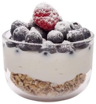 Parfait Restaurantware Glass Cup, Glass Dish - Small Glass Dessert Bowl - 5 oz - 10ct Box
