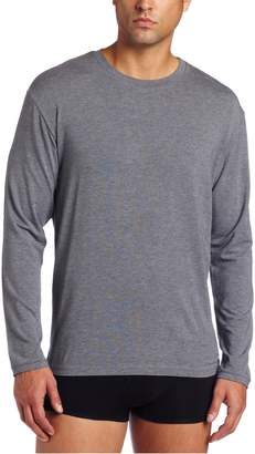 Derek Rose Men's L/S Crew Neck