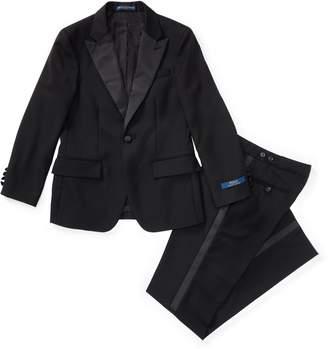Ralph Lauren Wool Barathea Tuxedo