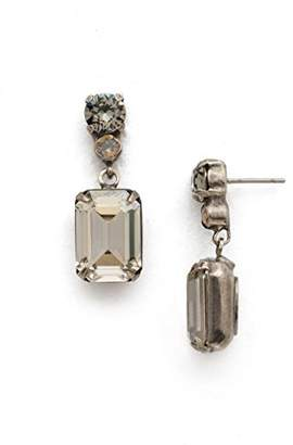 Sorrelli Crystal Rock Women's Edith Drop Earrings