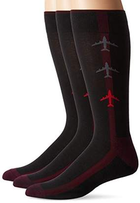 Hue Men's Jetsetter Sock