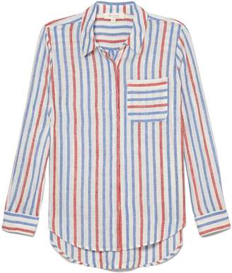 Vince Camuto Striped Button-up Shirt