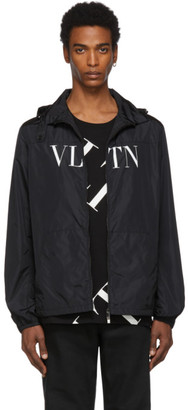 Valentino Black VLTN Jacket
