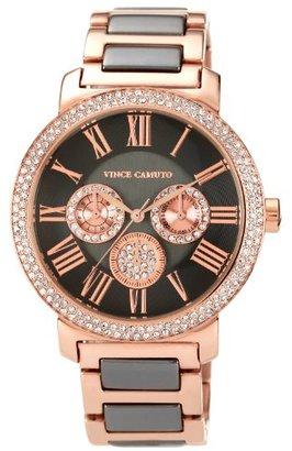 Vince Camuto (ヴィンス カムート) - [ヴィンス・カムート]VINCE CAMUTO 腕時計 クォーツ VC/5001RGTT 【正規輸入品】