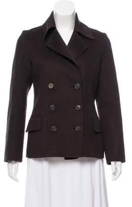 Michael Kors Double-Breasted Short Coat