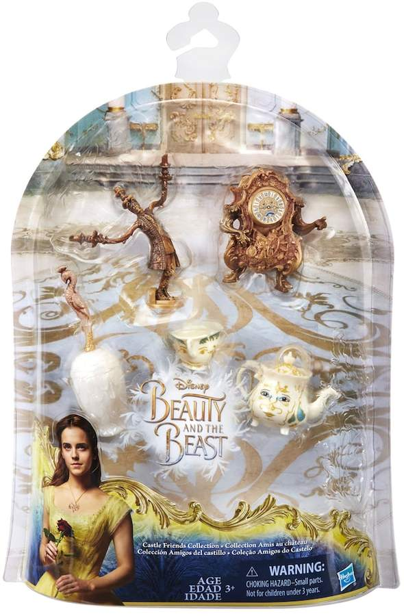 Hasbro Disney's Beauty and the Beast Castle Friends Collection by Hasbro