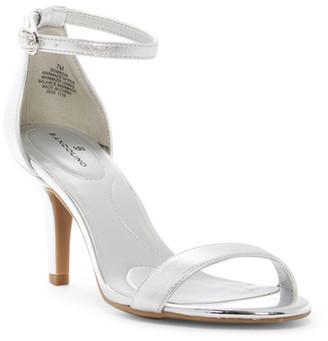 Bandolino Madia Ankle Strap Sandal $59 thestylecure.com